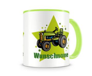Kinderbecher mit Name