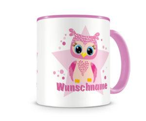 Tasse für Kinder mit Wunschname