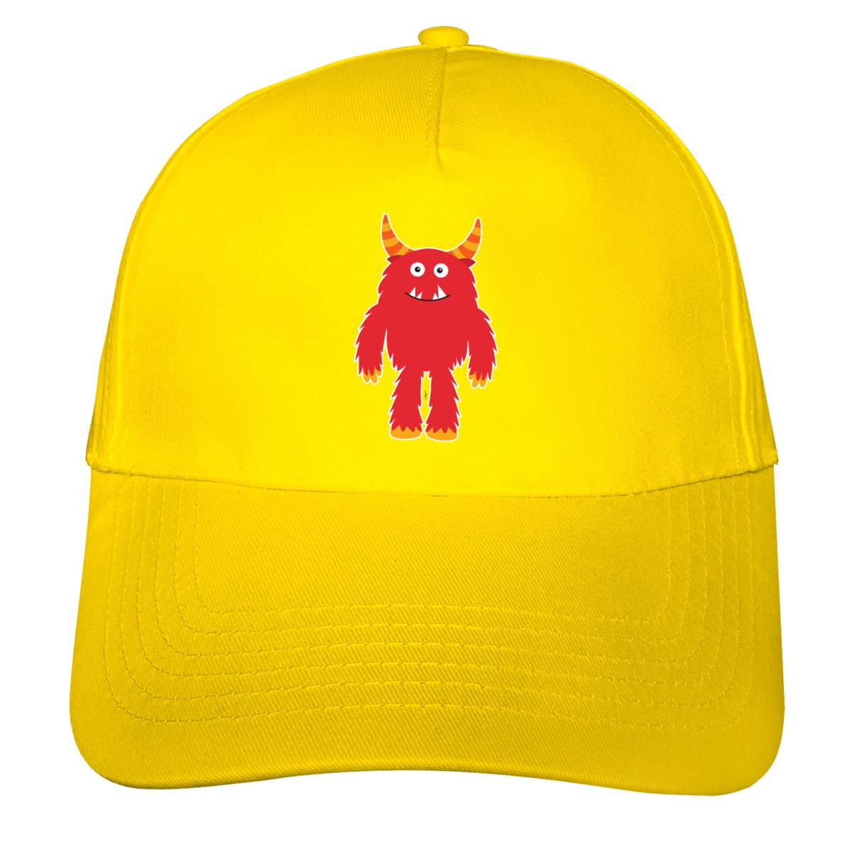 gelb/farbiger Aufdruck