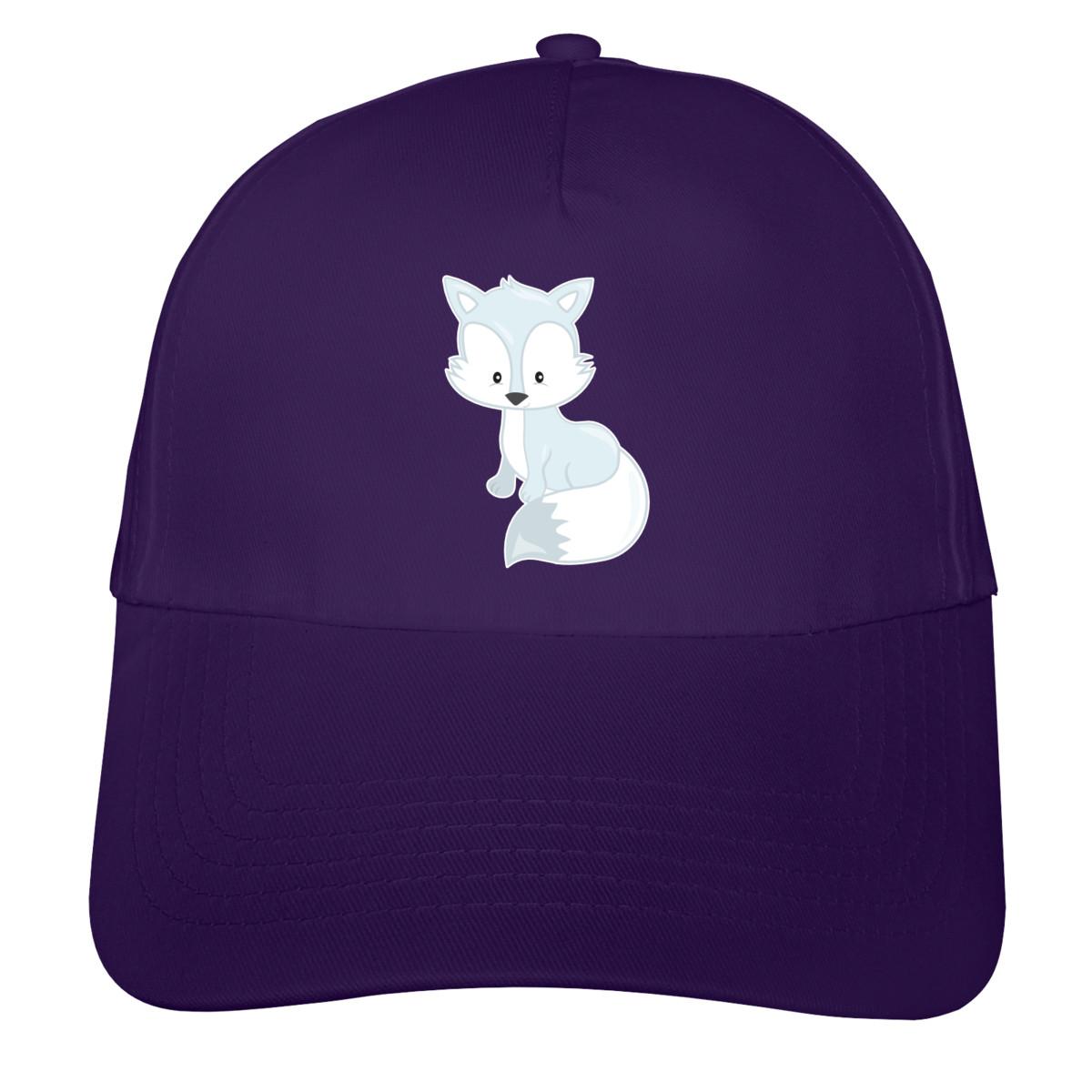 violett/farbiger Aufdruck